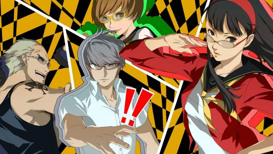Persona 4 Golden is Out Now on PC