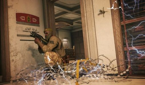 You'll Be Blown Away by the Rainbow Six Siege Operation Wind Bastion