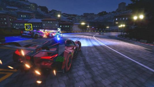 Xenon Racer Gets Launch Trailer