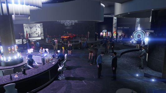 Grand Theft Auto Online's Diamond Casino and Resort Arrives on July 23rd