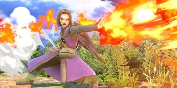 Super Smash Bros. Ultimate Hero Character is Being Banned from Tournaments