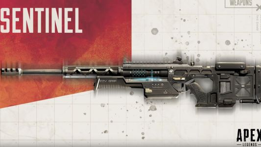 "Apex Legends Season 4 - New ""Sentinel"" Sniper Rifle, Ranked Changes Revealed"