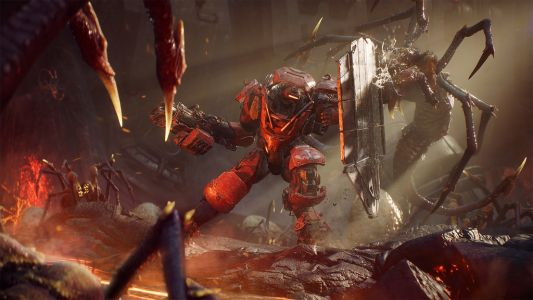 Anthem Takes Flight Tomorrow