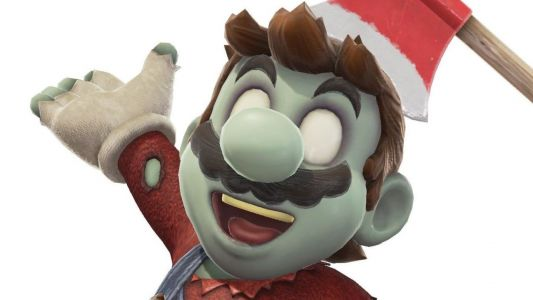 Super Mario Odyssey's Newest Outfit Turns Mario Into A Zombie