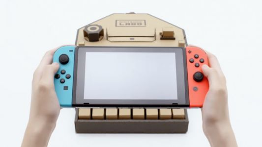 Nintendo Labo Variety Kit Gets Toy of the Year Nomination in Netherlands