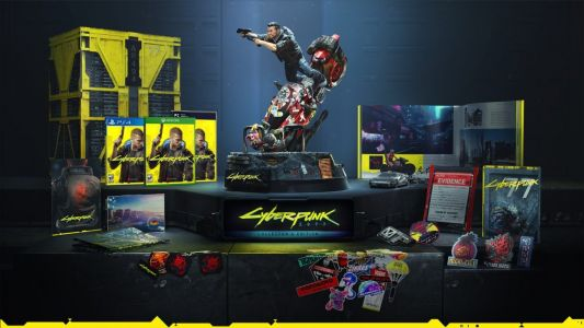 Cyberpunk 2077: where to buy the collector's editions and other cool merch deals
