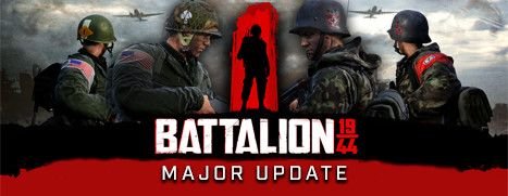 Now Available on Steam - BATTALION 1944
