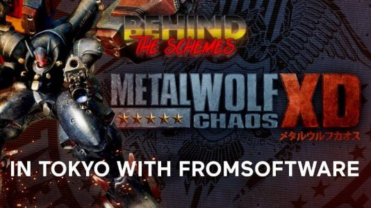 "Metal Wolf Chaos XD Gets ""Behind-the-Schemes"" Video"