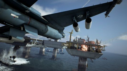 Ace Combat 7 gets a season pass, deluxe edition and platform exclusive pre-order bonuses