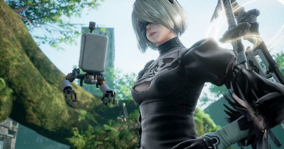 Nier: Automata's 2B Arrives in Soulcalibur 6 on December 18th