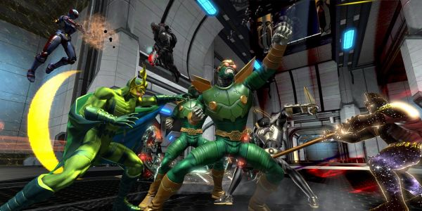 10 Tips For Playing As A Controller In DC Universe Online