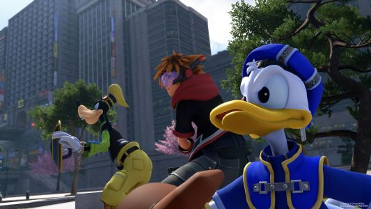 Kingdom Hearts 3 Was The Highest Selling Game of January 2019 In USA