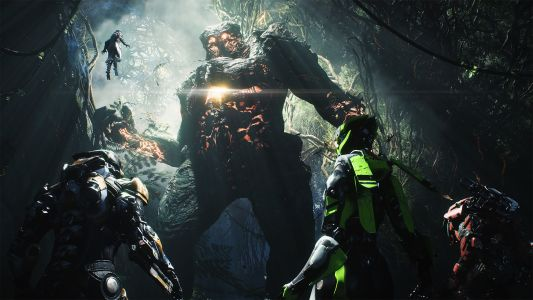 Anthem Was The Fifth Best-Selling Game in US Till August End - The NPD Group
