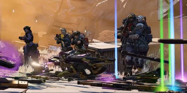 Borderlands 3 Confirms Dedicated Drops are Coming | Game Rant
