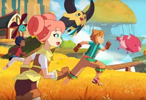 Temtem, an early access Pokémon-like, just launched and is now Steam's top-selling game today