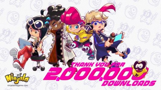 Ninjala Has Reached Two Million Downloads