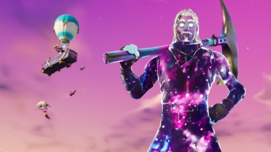 Samsung's Fortnite contest offers gaming goodies and the chance to play with streamer 'Ninja'