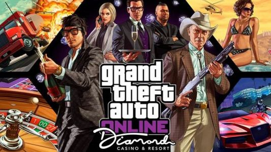 Rockstar Releases The Diamond Casino Heist For GTA V Online