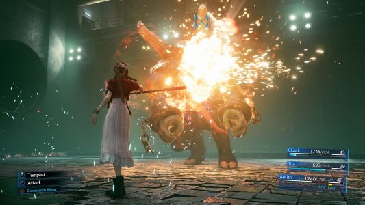 Final Fantasy VII Remake Out Tomorrow on PS4, 7 Combat Tips
