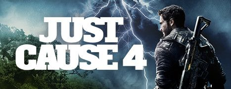 Now Available on Steam - Just Cause 4