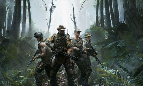 The upcoming Predator game will get a trial weekend next month on PC and PS4