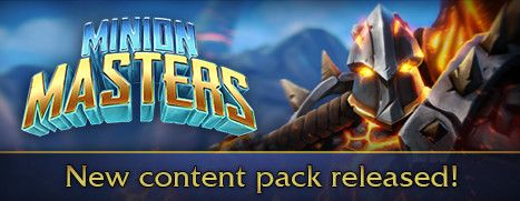 Now Available on Steam - Minion Masters