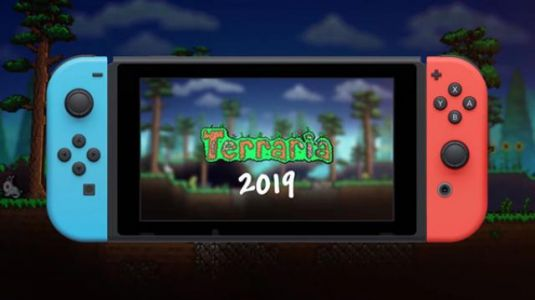 Terraria Headed to Switch in 2019