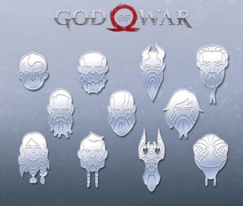 God of War Platinum Achievers Getting Another Set of Avatars