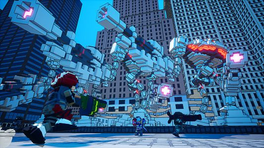 Earth Defense Force World Brothers Preview: It's a Hard Block Life
