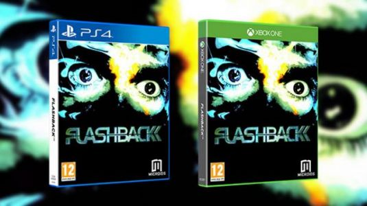 Flashback 25th Anniversary Gets PS4, Xbox One Release Date
