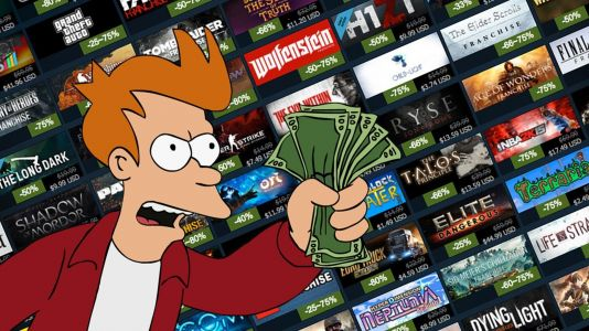 Say goodbye to your wallet, because the Steam Summer Sale has just started