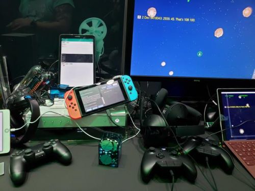 """Microsoft's """"PlayFab Party"""" service will offer voice chat, voice-to-text, text-to-voice, and more for Switch games"""