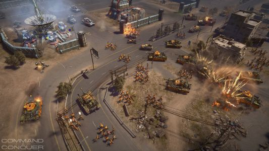 EA's planning to remaster some classic Command & Conquer games on PC