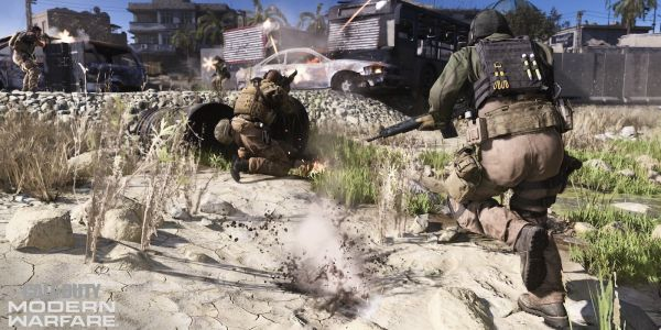Call of Duty: Modern Warfare Video Details Grazna Raid Map