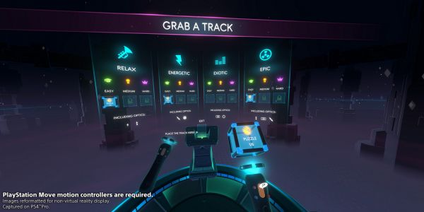 How to Make Music in Track Lab, Out Today for PS VR