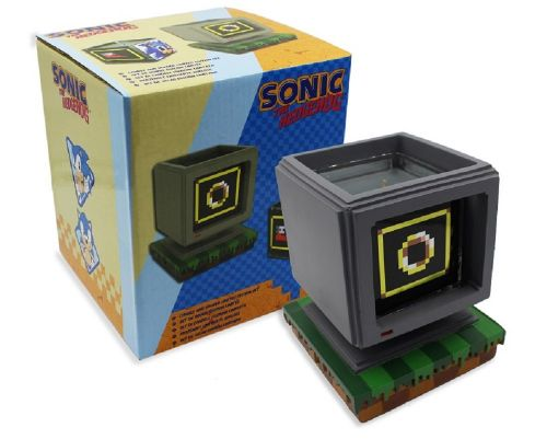 These Sonic the Hedgehog scented candles apparently smell like Green Hill Zone