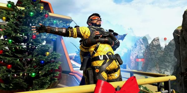 Apex Legends Holo-Day Event Reveals Cosmetics, Limited-Time Mode