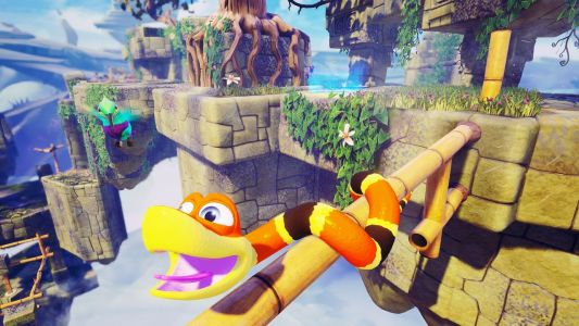Snake Pass Slithers Into a Physical Release