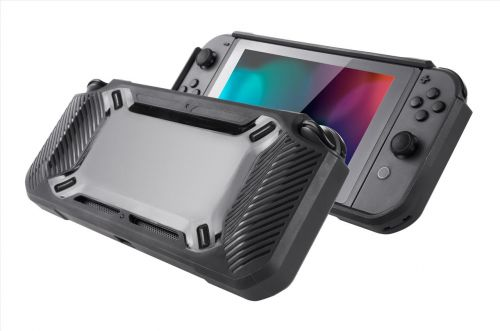 Snakebyte announces the aptly named Tough:Case for Nintendo Switch