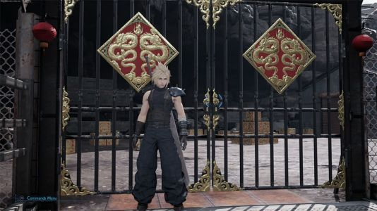 How To Open Red & Gold Dragon Gate In Final Fantasy 7 Remake