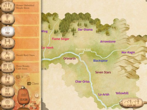 Return to Glorantha with King of Dragon Pass Successor Six Ages