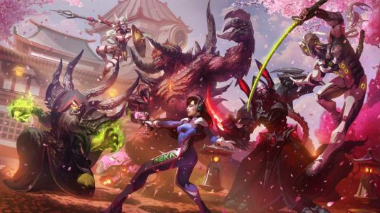 Heroes of the Storm: Hanamura Returns With Game-changing Updates