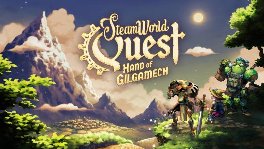 SteamWorld Quest: Hand of Gilgamech Releases on April 25th