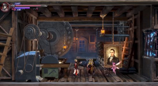 Bloodstained: Ritual of the Night - where to find all the secret keys and rooms