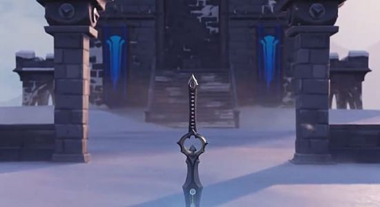How to Get the Infinity Blade in Fortnite
