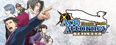Now Available on Steam - Phoenix Wright: Ace Attorney Trilogy / 逆転裁判123 成歩堂セレクション