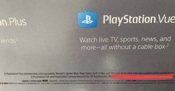 Days of Play PS4 Packaging Says 'The Last of Us Part II Does Not Support Online Multiplayer'