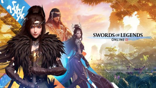 MMORPG Swords of Legends Online Launches on July 9th