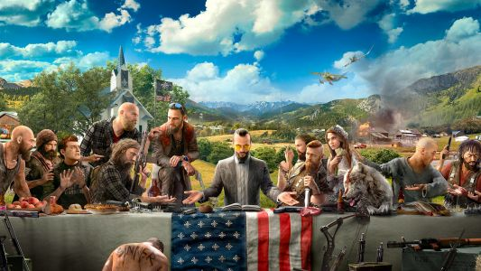 Far Cry 5 is Free to Play This Weekend on Uplay