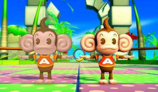 Sega Compares Original Super Monkey Ball: Banana Blitz Character Model With Upcoming HD Version
